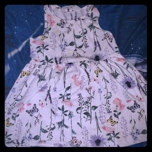 H and m 2t dress for little girl:)